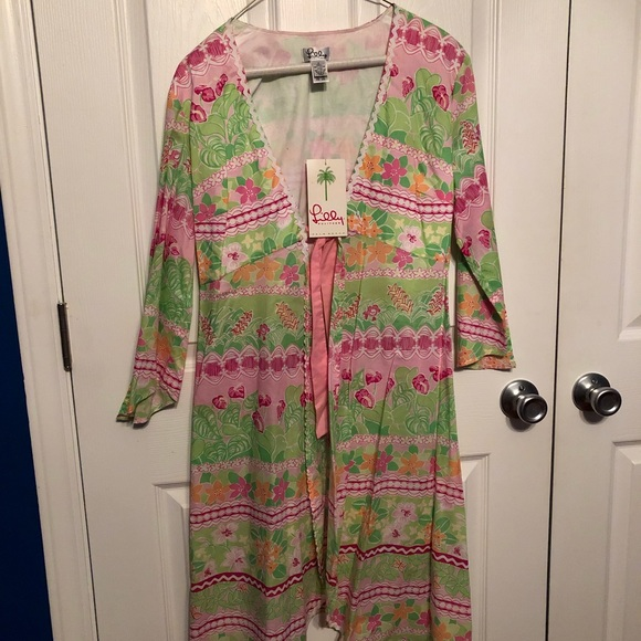 Lilly Pulitzer Other - Lilly Pulitzer Cabana Tunic